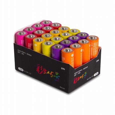 Продам батарейки Xiaomi ZMI ZI5 Rainbow AA524 5AA, 1.5V (пальчиковые)