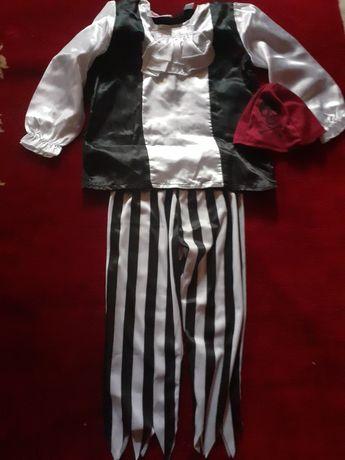 Costum carnaval, pirat