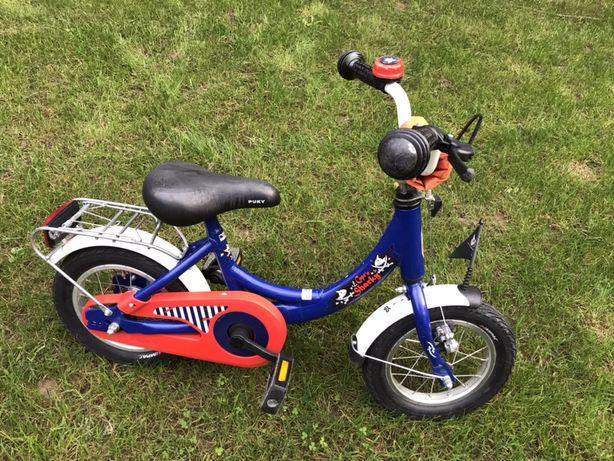 """Bicicleta Puky 12"""" Capt'n Sharky aluminiu"""