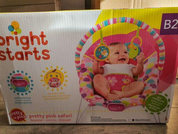Нов Детски шезлонг с вибрация от САЩ