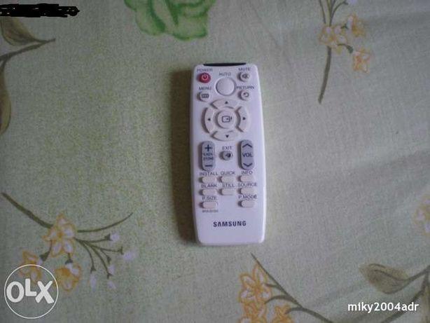 telecomanda vidoeproiector samsung m200