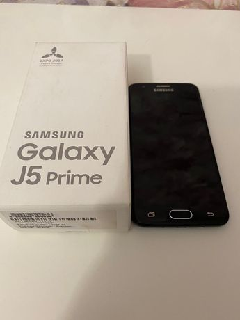 Samsung Galaxy J5 Prime (черный)