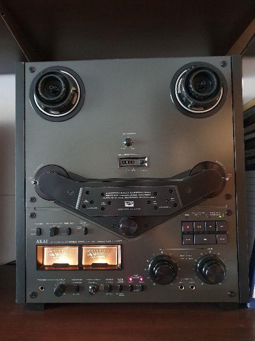 Akai GX-635 Black, superb Bucuresti - imagine 1