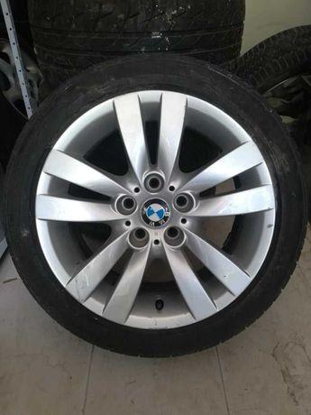 Джанти 17'' с гуми за БМВ 5х120