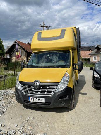 Renault Master 2017  10 Euro Paleti