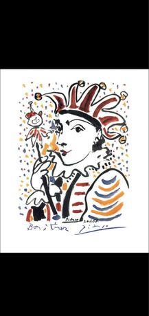 Pablo Picasso (d'après) - Carnaval 1958