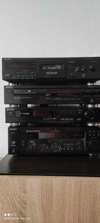 Sony , amplificator str-de-475 ,CD player si Deck