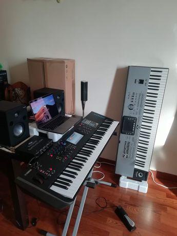 Клавишник на замену