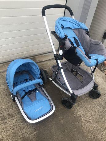 Carucior copil bebe scoica baby care