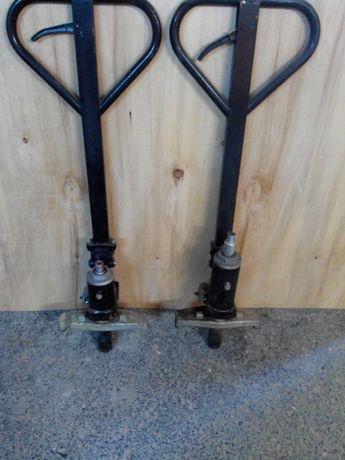 Механизъм за палетна количка