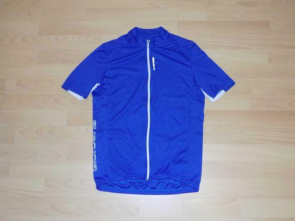 вело джърси giordana тениска колоездене велосипед оригинал мъжка L