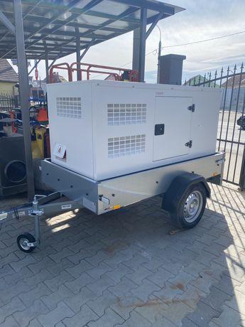 Generator de curent 20 kw diesel pompe tencuit mecanizat evenimente