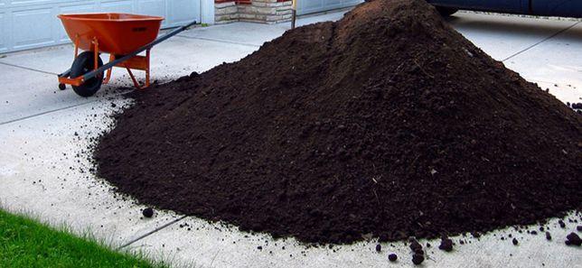 Pamant negru vegetal Pamant de flori Gazon transport pamant de padure