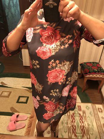 Очень красивое и легкое платье на лето