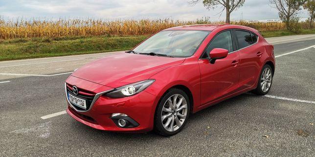 Mazda 3 SKYACTIV-D 150 Sports-Line