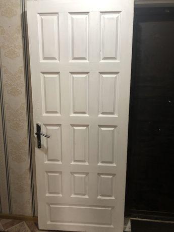 Продам дверь, есть замки, ксть ключ