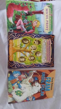 Carti de povesti diverse