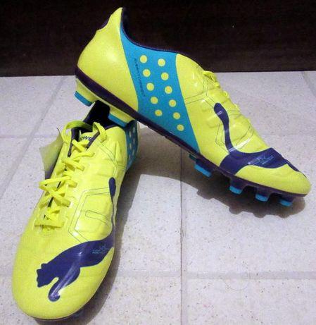 Puma футболни обувки бутонки калеври
