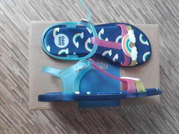 Детски гумени сандали Gioseppo, 31 ном.