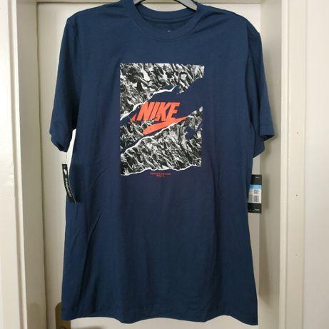 Оригинална тениска Nike Navy размер M