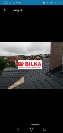 Executam lucrări de acoperiș
