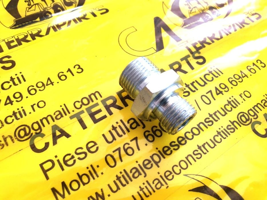 Reductie pompa hidraulica JCB mini 1.5 t
