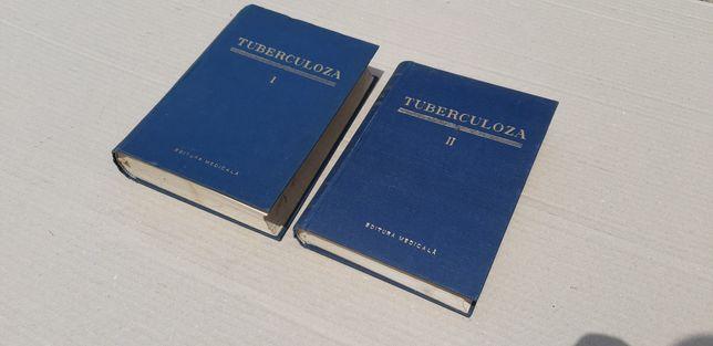 Tuberculoza Editura Medicală 1957 cărți volume clasici anticariat