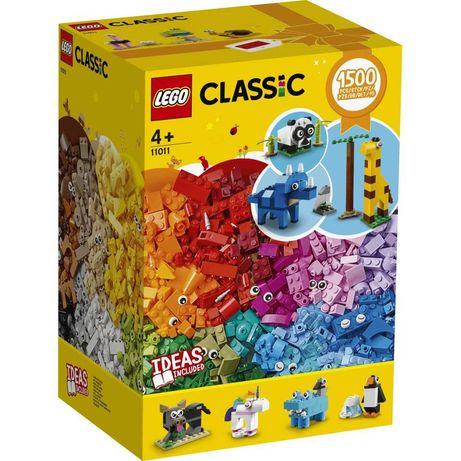 LEGO Classic Caramizi si animale 1500 piese, sigilat