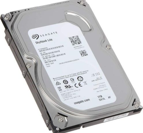 Hard Disk (HDD) 1Tb SATA III Seagate Pentru DVR SkyHawk Sau PC