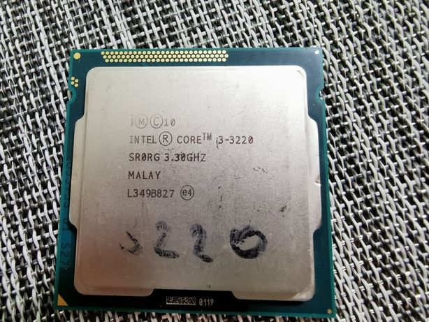Processor Intel I3 3220 pe socket 1155