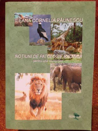 Carte 'Notiuni de patologie exotica'