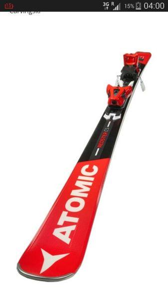 продавам дамски ски Atomic Redster CS + автомати XT 12; H149 R10,5, гр. Бургас - image 1