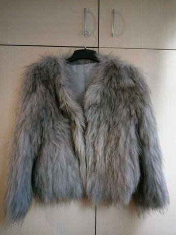Ново късо палто от лисица