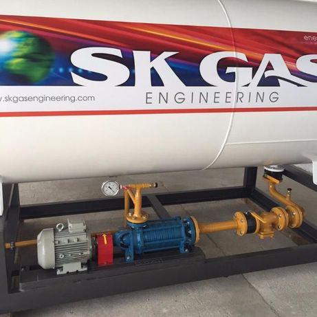 Помпа Помпи за Газ-Газстанция оборудване поддръжка сервиз Кълвача
