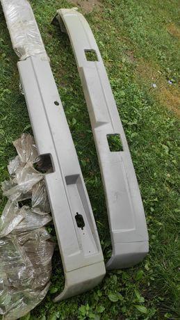 Бампер передний и задний на ПАЗ