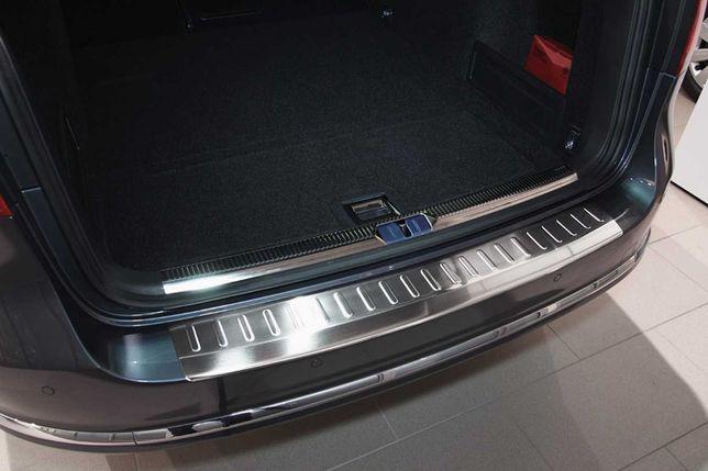 Protectie ornament inox bara spate VW Passat B6 B7 B8 Variant Break