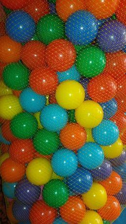 Шарики для сухого бассейна с рисунком диаметр шара 7,5 см
