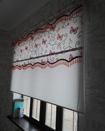 Жалюзи, ролл шторы, день и ночь