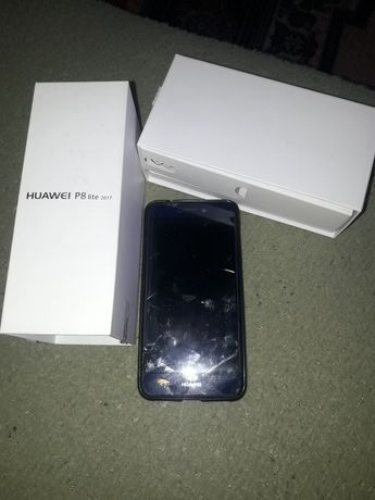 Телефон:Huawei P8 lite 2017