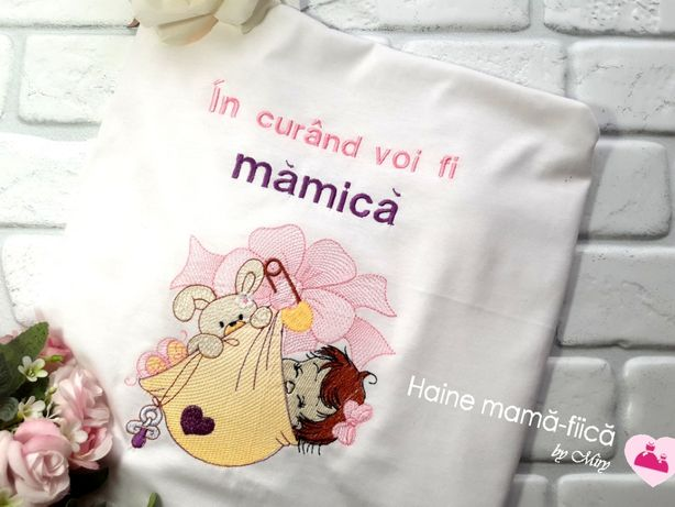 Tricou viitoare mamica