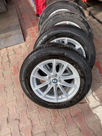 225 60 17 Roți BMW  cauciucuri vară Michelin runflat senzori DOT 45/17