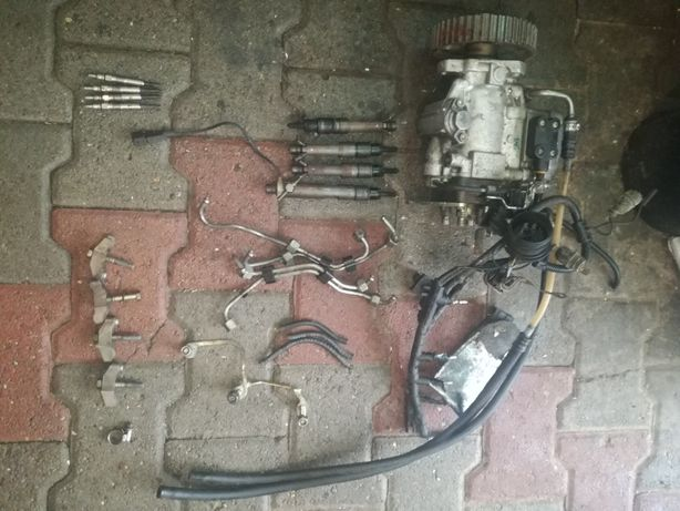 Set complet de pompa injecție ptr wolswagen Sharan