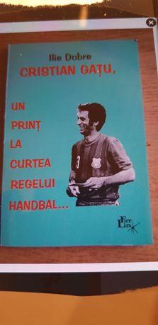 Cristian Gatu-un print la curtea regelui handbal-Ilie Dobre
