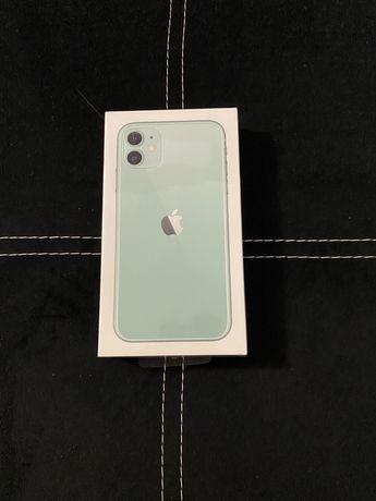 Iphone 11 Green 128GB NOU / SIGILAT !!!