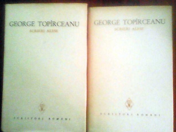 George Topirceanu - Scrieri alese 2 volume