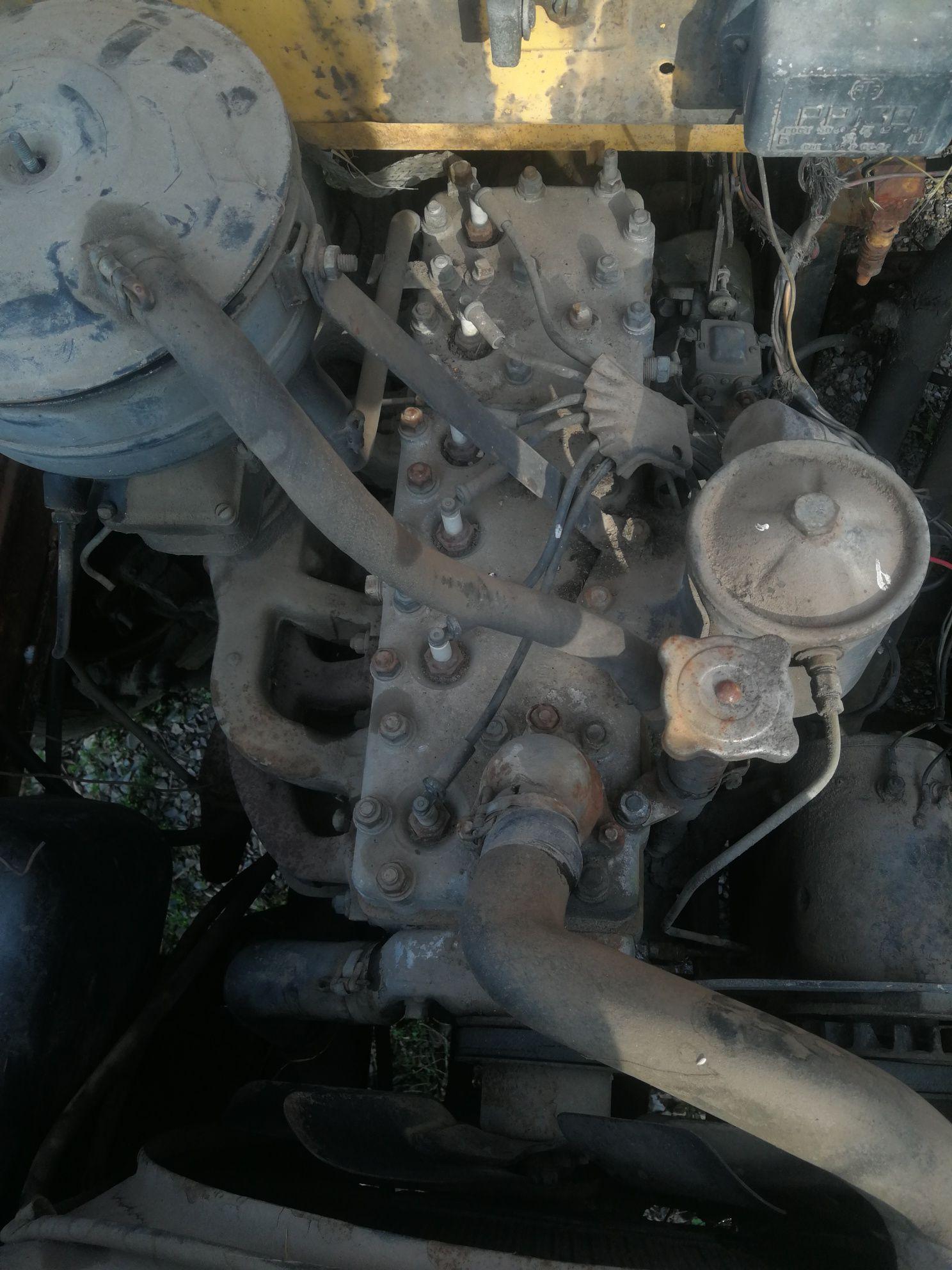 Двигател Газ-51 Молотовка газ 51