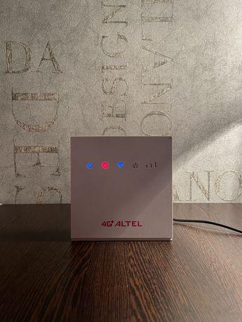 Продам Маршрутизатор ALTEL P05 CPE, 4G в отличном состоянии.