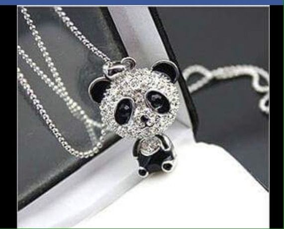 Pandantiv urs panda