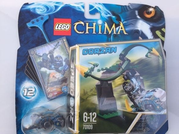 Конструктор LEGO Chima