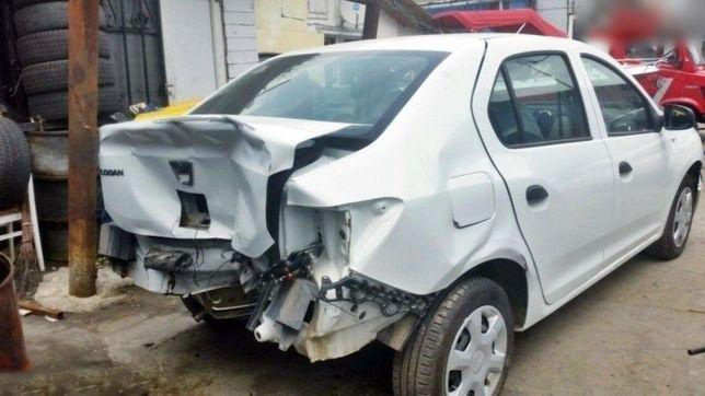 Dezmembrez Dacia Logan Avariat Piese Sh Origine
